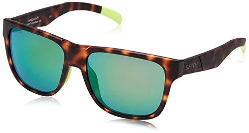 46e3656abb Smith Lowdown/N X8 A84 56, Gafas de sol para Hombre, Amarillo (