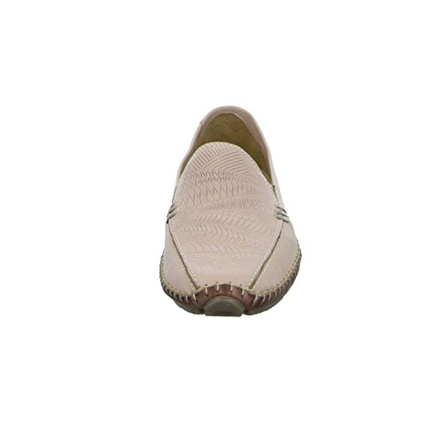 Pikolinos Marsala 578-3642CR Damen Slipper Halbschuh sportlicher Boden Casual Rot (Pink)