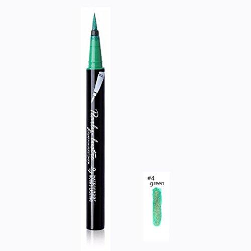 IGEMY Eye Liner Pen Pencil Cosmetic, heißer Verkauf Beauty Black Waterproof Eyeliner Liquid (D)