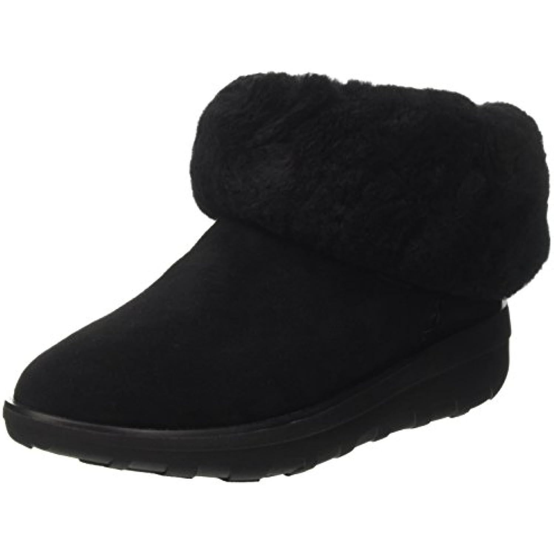 FitFlop Mukluk Shorty 2 Boots, Boots, Boots, Bottines Femme - B01IC7K1JM - a19177