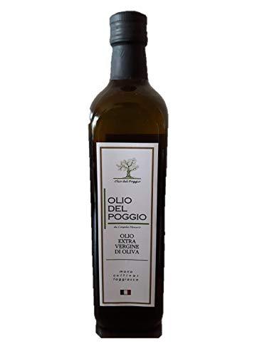 Olio extravergine di oliva taggiasca - 6 bott. x 750 ml-olio al naturale sano e genuino
