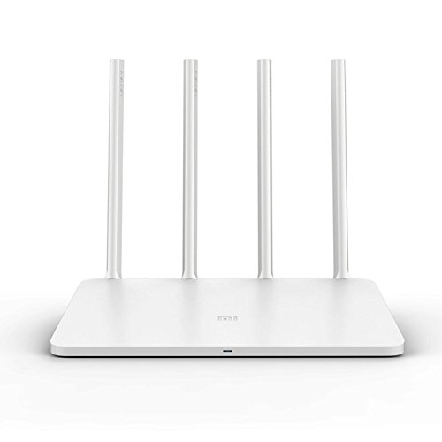Router de alto rendimiento Xiaomi Mi Router Wifi 3 - AC 1200 - 4 Antenas - blanco