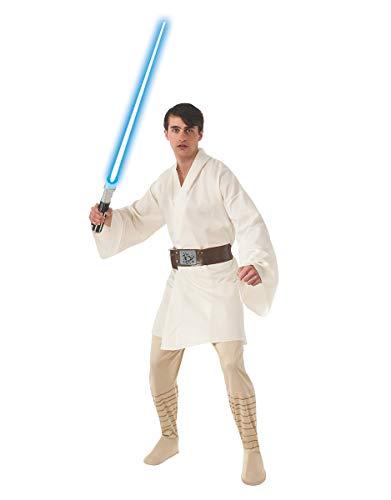 Deluxe Kostüm Luke Skywalker für Erwachsene (Luke Kostüm Deluxe Skywalker)