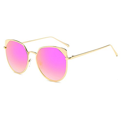 BiuTeFang Mens Sunglasses Women Metal Pearl Foot Wire Glasses Frame Art Spectacle Frame Frame Trend Hundred-Lap Computer Mirror
