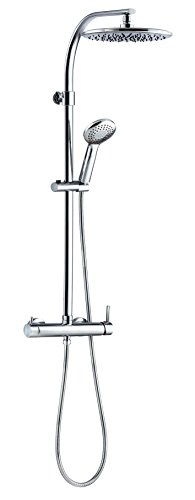 Wirquin 60721386siena touch-colonna doccia con miscelatore meccanico