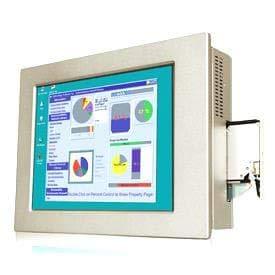 (DMC Taiwan) 15 inches 450 cd/m2 XGA Panel PC with POS-H61, Pentium Dual Core G6xxt (Above 2.2ghz), TDP 35W, 2GB DDR3 RAM x 2, Silver Color, AC Input PSU, Touch Screen 35w, Dual-core