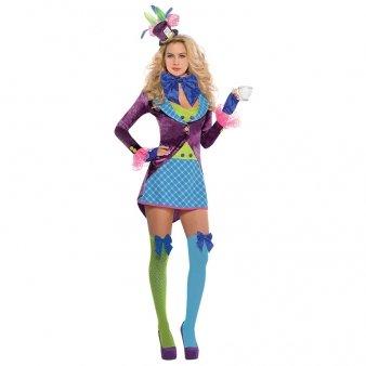 Mad Hatter - 10-12 (Glovelettes Kostüm)