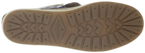 s.Oliver Casual 5-5-25102-39 Damen Fashion Sneakers Braun (MUSCAT 311)