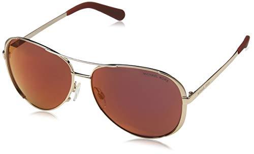 Ray-Ban Damen 0MK5004 Sonnenbrille, Rose Gold Tone, 59