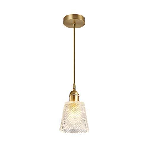 LXRZLS Lámpara Colgante Lámparas de Techo Creativas de una ...