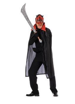 Passo Karneval - Dracula costume per gli uomini, formato BRITANNICO 48 (512058)