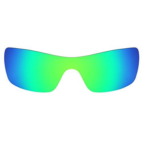 Revant Ersatzlinsen für Oakley Gascan Emerald Grün MirrorShield® IxwlI7lS5