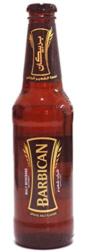 Barbican Non Alcoholic Malt Drink Bottle, Special Malt Flavour 330ML (Set of 2)