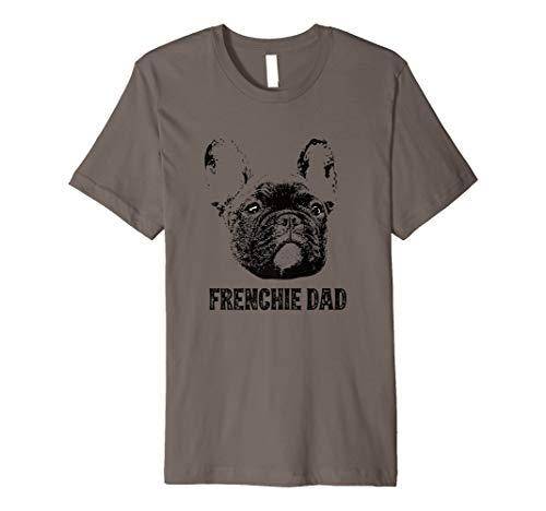 Herren Herren Frenchie Dad Shirt-Französische Bulldogge Dad T-Shirt - Bulldogge T-shirt Tee
