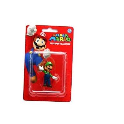 Super Mario Porte-clés Figurine Luigi 6 (Mario Kostüme Super Babys)