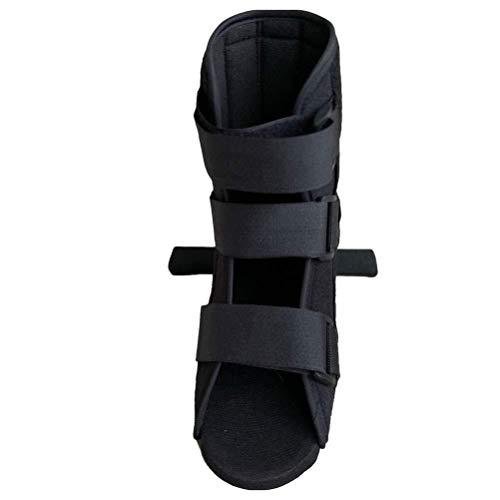 Almohadilla de soporte Walker Boot Fracture Aircast, bota ortopédica for pie roto, fractura de tobillo...