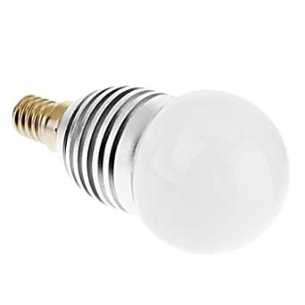 acheter E14 G45 5W 6x5630SMD 350LM 3000K LED LG puce Warm White Light Bulb Globe LED (100-240V)