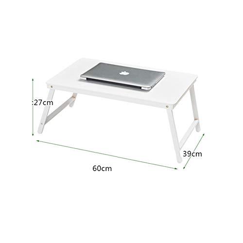 Carmel letto da scrivania pieghevole con tavolino da salotto con scrittoio da tavolo,white