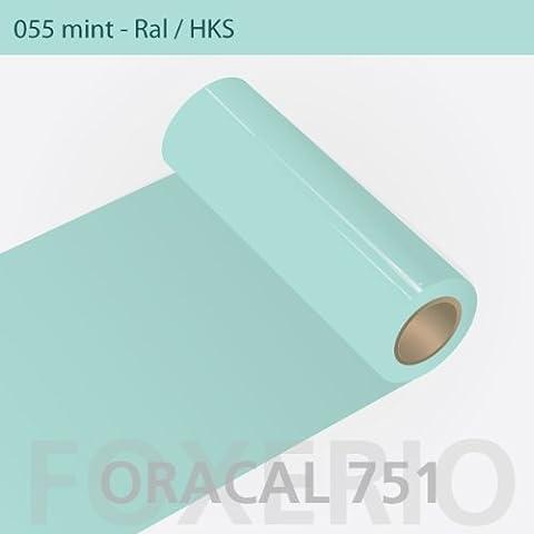 Your design vinilo adhesivo para armarios de cocina de - Oracal 751 - 63 cm rollo - 5 M (metro) - colour verde | De alto brillo - A77oracal 751 - 63 cm