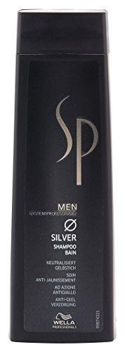 Wella SP Men Silver Shampoo, 250 ml