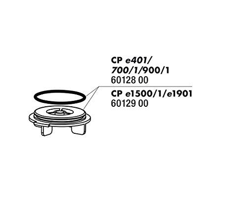 CP e700e900 Abdeckung Rotor+Dichtung
