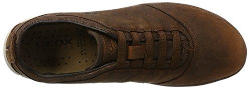 Geox Herren U Nebula B Sneaker Braun (lt Marrone)