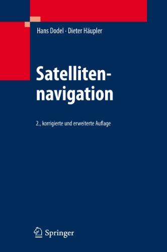 Satellitennavigation Integriertes Navigationssystem
