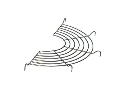 DeBuyer 3329.10 Rost für Wok, Edelstahl, silber, 32 cm