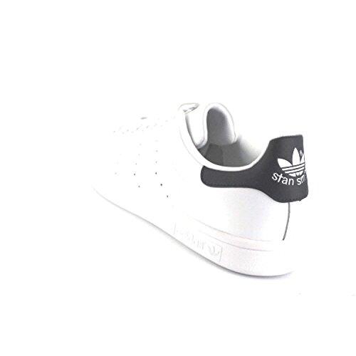 adidas Stan Smith, Chaussures de Gymnastique Homme Blanc Cassé (Running White/running White/new Navy)