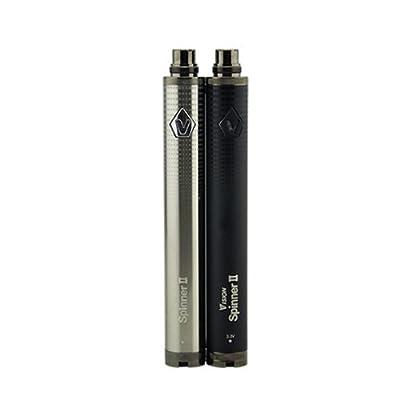 1650mAh EGO-C EGO-T VISION SPINNER 2 AKKU - Starker regelbarer Akku mit riesigen 1650mAh 3.3V - 4.8V - Variable Voltage für Ihre e-Zigarette! von rauchfreishop