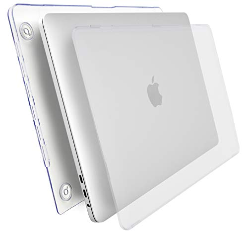 MyGadget Hülle Crystal Clear Case - für Apple MacBook New Pro 15