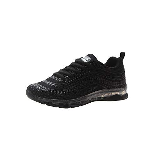 Lilicat-Damen Laufschuhe Sportschuhe Turnschuhe Trainers Running Fitness Atmungsaktiv Sneakers Sportschuhe mit Luftpolster Profilsohle Sneakers Leichte Schuhe Running Fitness ()