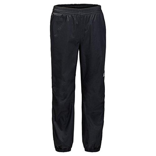 Preisvergleich Produktbild JACK WOLFSKIN Hose ICELAND 3IN1 PANTS KIDS,  black,  128,  1605452-6000128