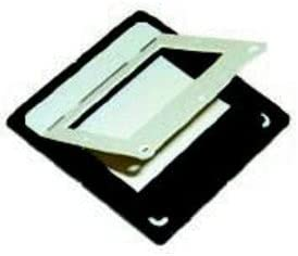 Reflecta CS slide mounts - Accesorio para proyector (Negro, 50 x 50 x 0 mm)