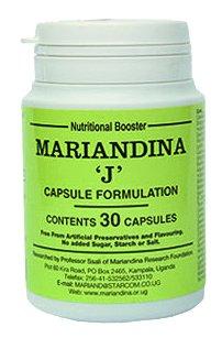 Marian Dina 'J' vegetabs (30Tablets)