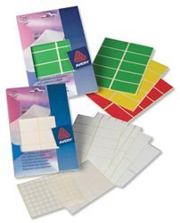 Avery-Dennison-Avery-Wallet-Of-Labels-50X25Mm-Ref-16-314-324-Labels