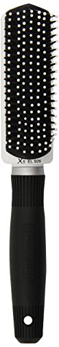 Elegant Brushes Superlite X5 Styler Ionic Brush, White by Elegant Brushes