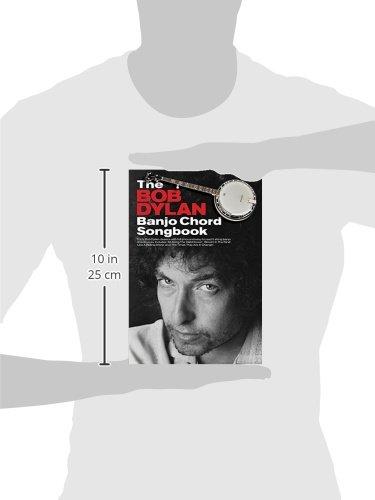 The Bob Dylan Banjo Chord Songbook Bjo Book