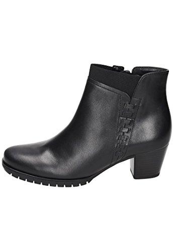 Gabor Shoes Comfort Basic, Stivali Donna Nero (Schwarz Micro)