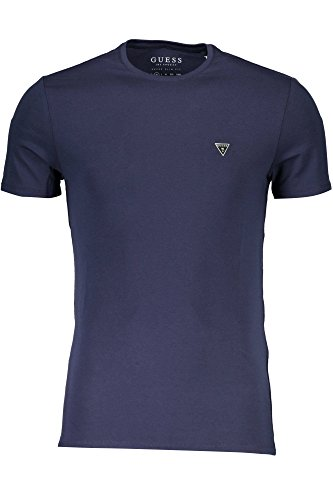 Guess M81I32 J1300 Core Tee T-Shirt Harren Blue XXL