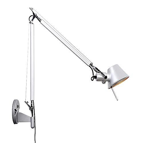 NIUYAO Applique Lámparas pared Aluminio Brazo oscilante