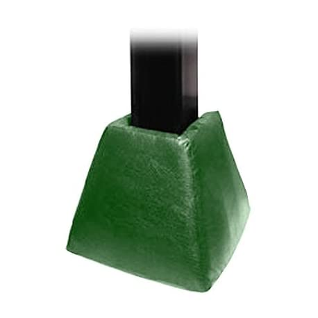Primer Equipo ft80g foam vinyl Gusset Pad para 6 x 8 en Manivela ajustar base solo 44 Kelly verde