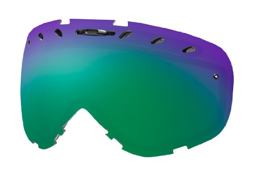 SMITH OPTICS PHENOM LENS GREEN SOL-X MIRROR VLT 15% ERSATZSCHEIBE (Smith Lens Optics-goggles)