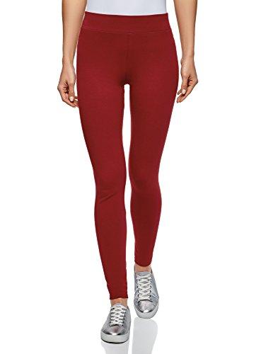 oodji Ultra Damen Leggings Basic (3er-Pack), Mehrfarbig, DE 34 / EU 36 / XS