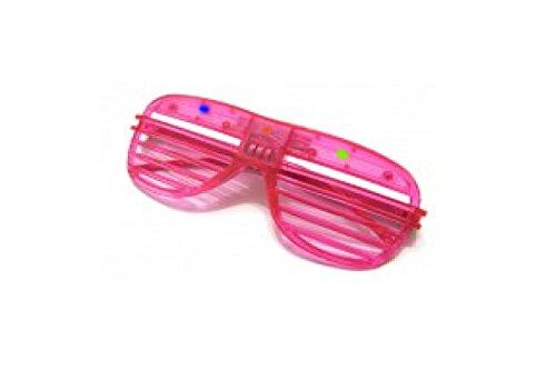 Lünette Lichterkette Striped gestreift LED Rosa-Ideal Abende