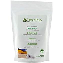 NaturPlus Detersivo Ecobio Lisciva - 500 g