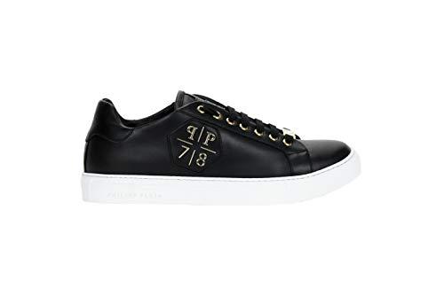 online store 3f97f 734d9 Philipp Plein Sneaker BlackGold, Baskets pour Homme - Noir - NeroGold