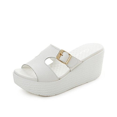 Frühling und Sommer Damen Flach Einfache Runde Zehen Fischbonesohle Leichtgewicht Sanft Modische Lässige Halbschuhe Sneakers Weiß