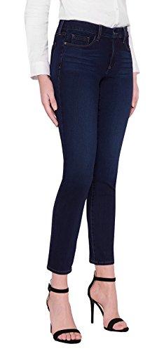 NYDJ Damen Clarissa Ankle in 360 Shape Jeans Moselle 46
