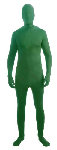in Suit Green Adult Standard (Invisible Woman Kostüm)